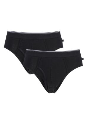 Mens 2 Pack Farah Keyhole Briefs