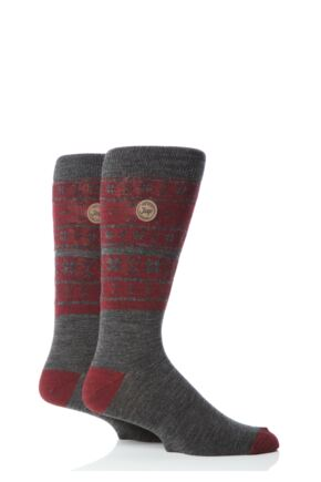 Jeep Spirit Fairisle Socks