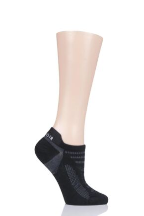 Ladies 1 Pair Tavi Noir Parker Cycling Trainer Socks