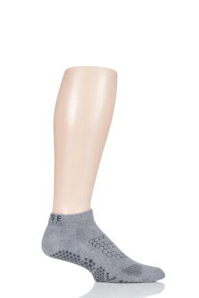 Mens 1 Pair ToeSox Base Low Rise Socks