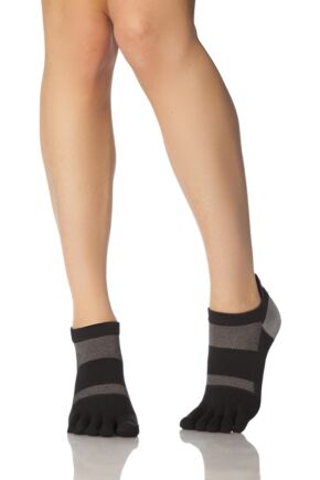 Ladies 1 Pair ToeSox Lolo Sports Socks