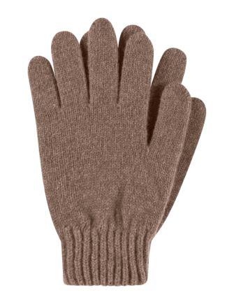Ladies 1 Pair Great & British Knitwear Made In Scotland 100% Lambswool Gloves