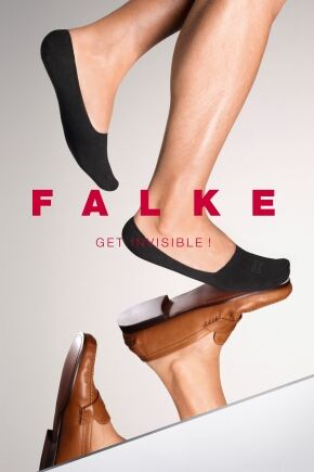 Mens Falke Invisible Step Shoe Liners