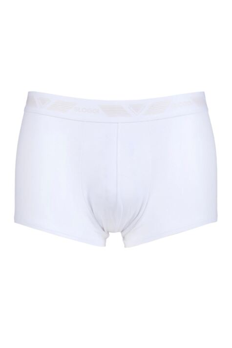 Mens 1 Pair Sloggi Shirt Stop to Keep your Shirt Tucked In Boxer Shorts Product Image
