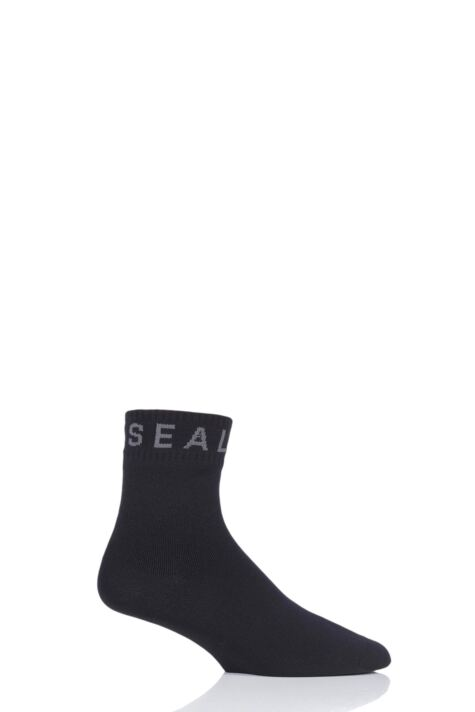 SealSkinz 1 Pair 100% Waterproof Super Thin Ankle Socks Product Image