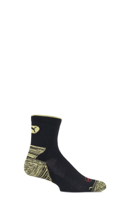 Mens and Ladies 1 Pair Puma PowerCELL Performance and Mid-Weight Crew Training Socks Product Image