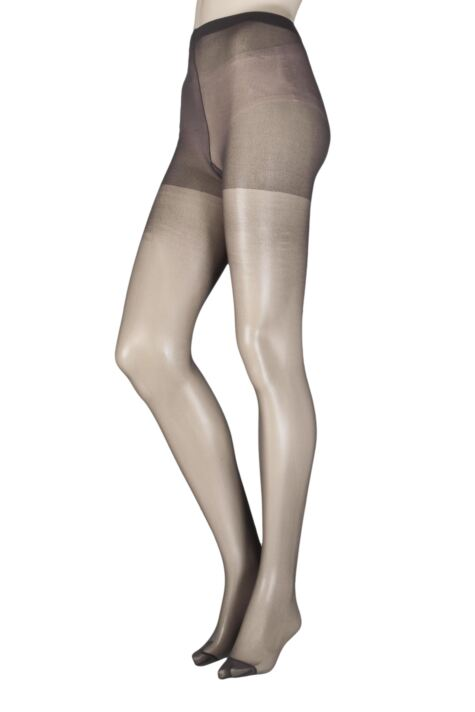 Ladies 1 Pair Elle Tights 15 Denier 100% Nylon Product Image