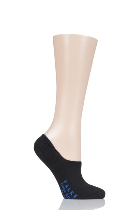 Mens and Ladies 1 Pair Falke Sport Spirit Run Invisible Trainer Socks Product Image