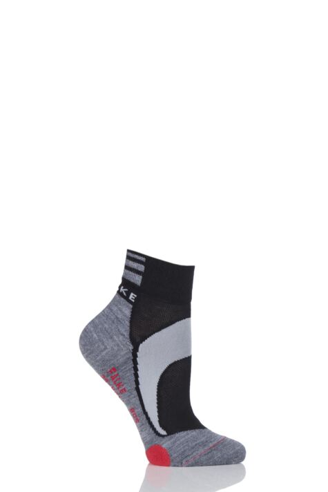 Ladies 1 Pair Falke BC5 Low Volume Road Cycling Socks Product Image