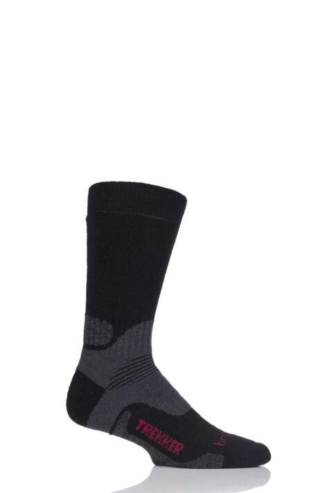 Mens 1 Pair Bridgedale Endurance Trekker Socks For Extended Trekking and Hiking Product Image
