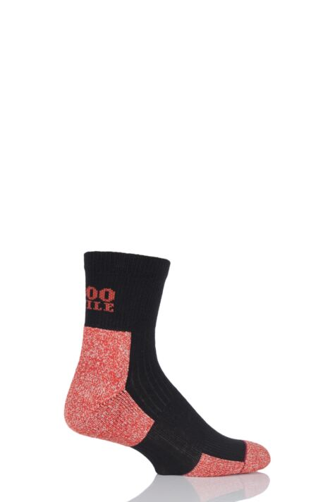 Mens 1 Pair 1000 Mile Ultra Performance Cupron Sports Socks Product Image