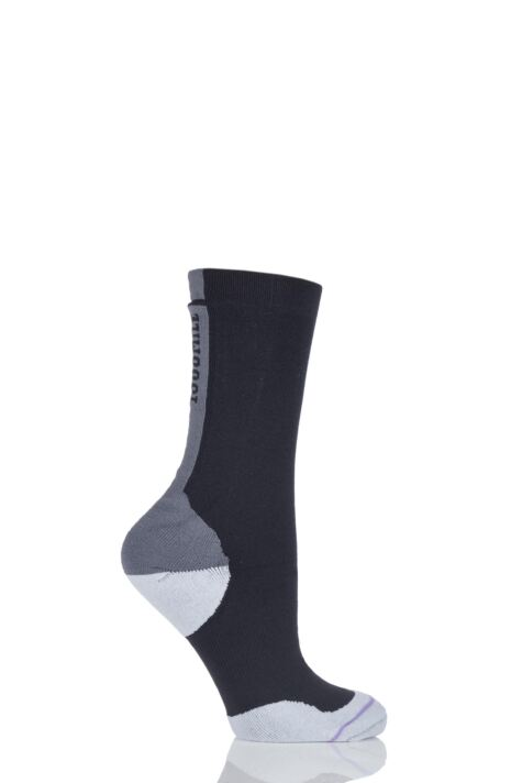 Ladies 1 Pair 1000 Mile Tactel Fusion Blister Free Socks Product Image
