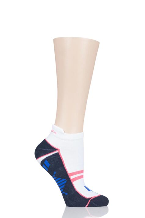 Ladies 1 Pair Burlington Training Girl Sports Trainer Socks Product Image