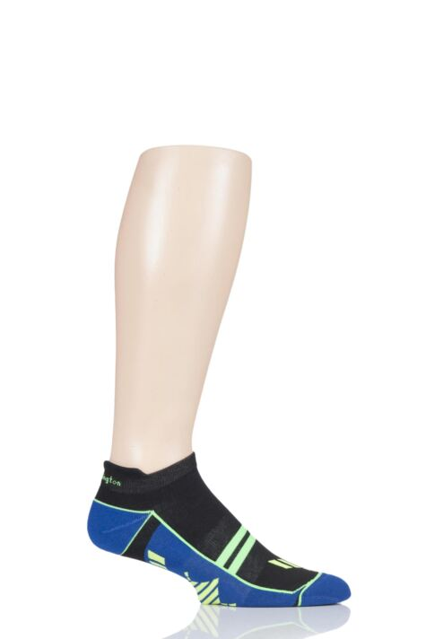 Mens 1 Pair Burlington Training Boy Sports Trainer Socks Product Image