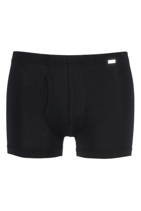 Mens 1 Pair Jockey Modern Stretch Comfort Trunks Product Image