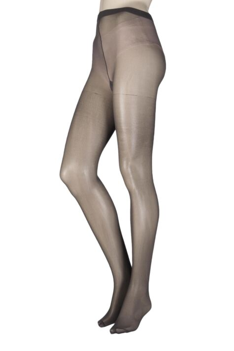 Ladies 1 Pair Elle Tights 30 Denier 100% Nylon Product Image
