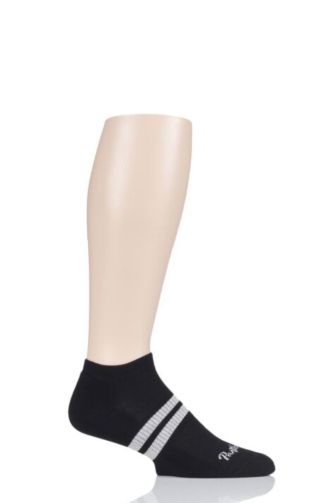 Mens 1 Pair Pantherella Sport Luxe Sprint Trainer Socks Product Image