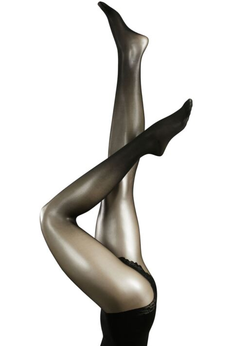 Ladies 1 Pair Falke Shaping Top 20 Denier Panty Tights Product Image
