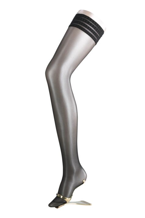Ladies 1 Pair Falke Pure Matt 20 Hold Ups Product Image