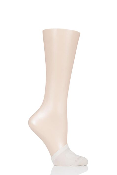 Ladies 1 Pair Falke Invisible Toe Sock Product Image