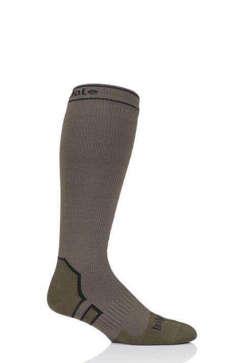 Bridgedale 1 Pair 100% Waterproof Mid-weight Knee High StormSocks Product Image