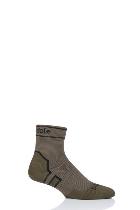 Bridgedale 1 Pair 100% Waterproof Mid-weight Ankle StormSocks Product Image