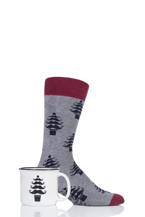 Mens Totes Original Novelty Socks with Mug Gift Set Product Image