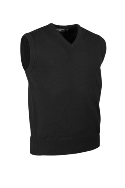 Mens Great & British Knitwear Made In Scotland 100% Cashmere V Neck Slipover Product Image