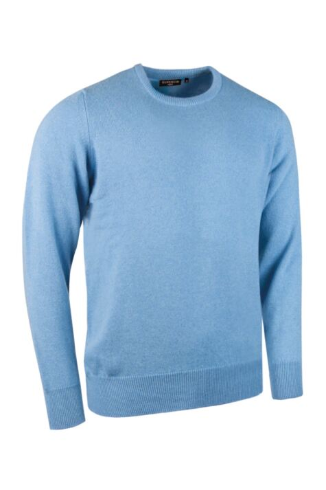 Mens Great & British Knitwear Made In Scotland 100% Cashmere Crew Neck Product Image