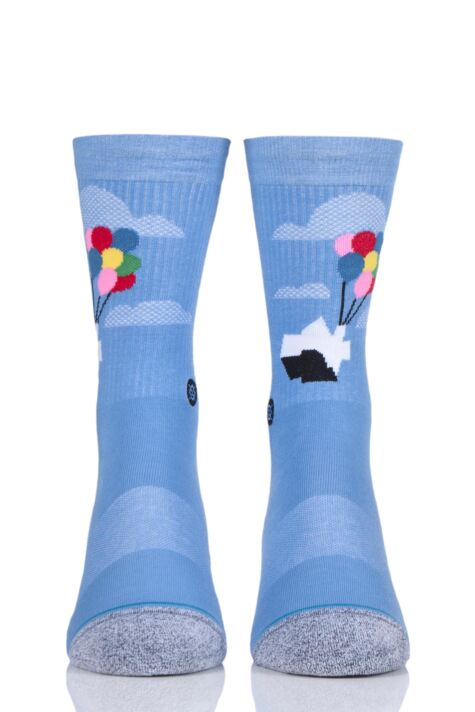 Mens and Ladies 1 Pair Stance Up Cotton Socks Product Image