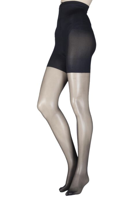 Ladies 1 Pair Aristoc 10 Denier Hourglass Toner Tights Product Image