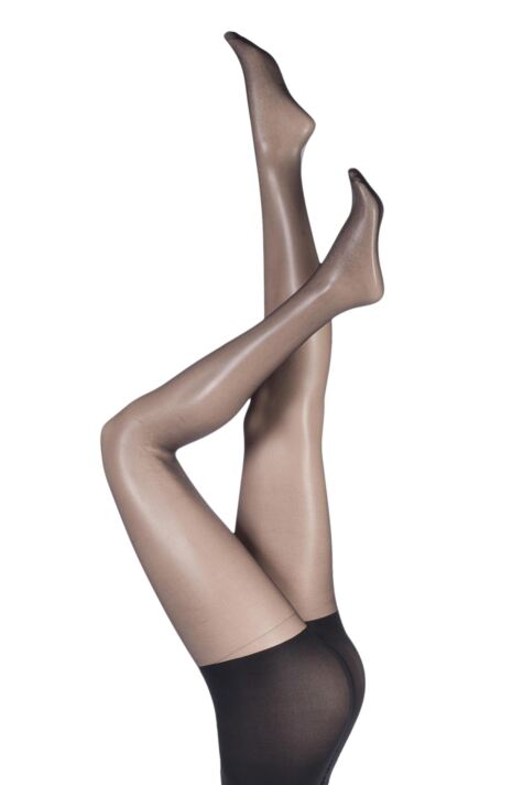 c056c8419fc32 Ladies 1 Pair Aristoc Ultra Bare 7 Denier Sheer Shaping Tights Product Image