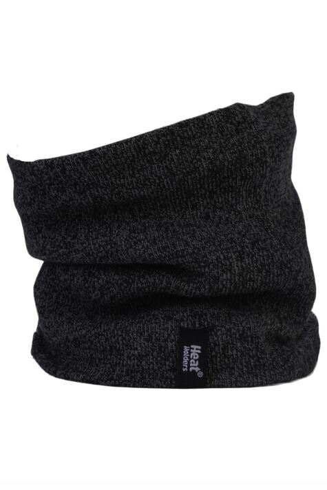 Mens 1 Pack Heat Holders 2.6 Tog Heatweaver Yarn Neck Warmer Product Image