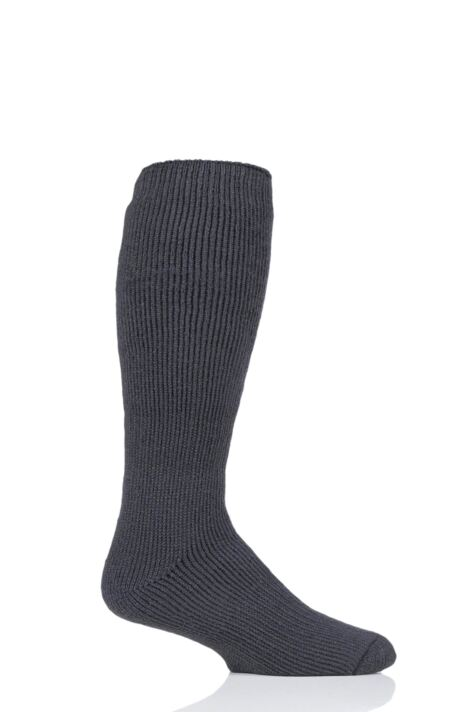 Mens 1 Pair SOCKSHOP Long Heat Holders Thermal Socks Product Image