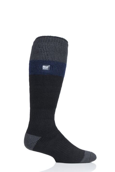 Mens 1 Pair SOCKSHOP Ski Heat Holders Thermal Socks Product Image