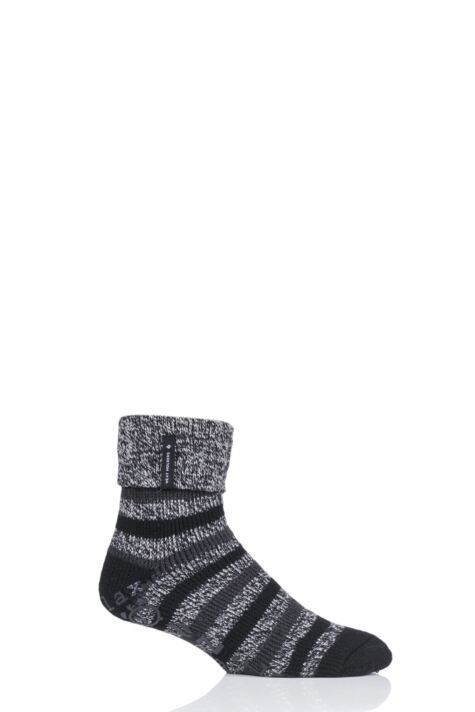 Mens 1 Pair Heat Holders Whittaker Lounge Socks Product Image