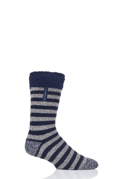 Mens 1 Pair Heat Holders Lumi Sleep Socks Product Image