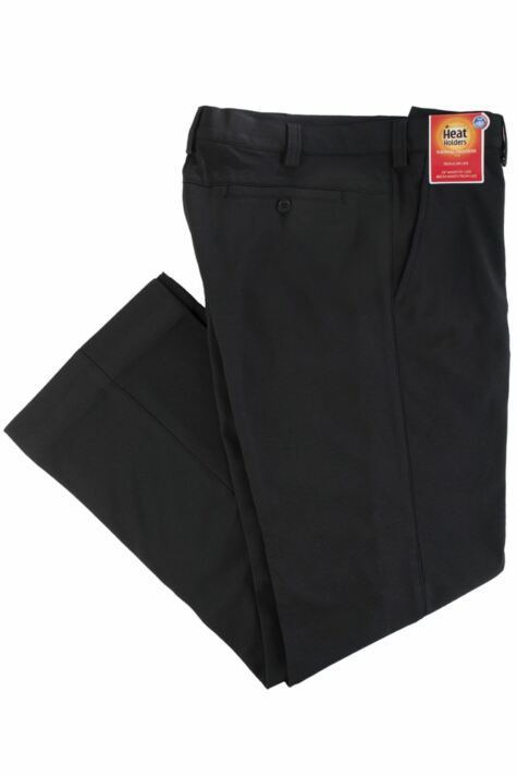 Mens 1 Pair Heat Holders 0.53 TOG Thermal Trousers Product Image