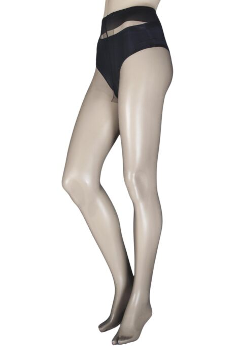 Ladies 1 Pair Trasparenze Capri 8 Denier Ultra Sheer Tights Product Image