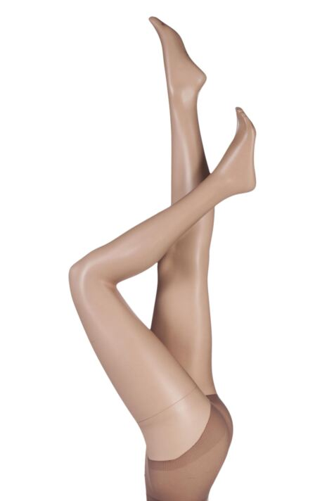 Ladies 1 Pair Charnos 7 Denier Simply Bare Tights Product Image
