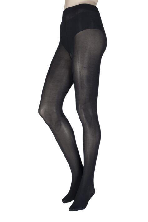 Ladies 1 Pair Trasparenze Cortina 100 Denier Opaque Tights Product Image