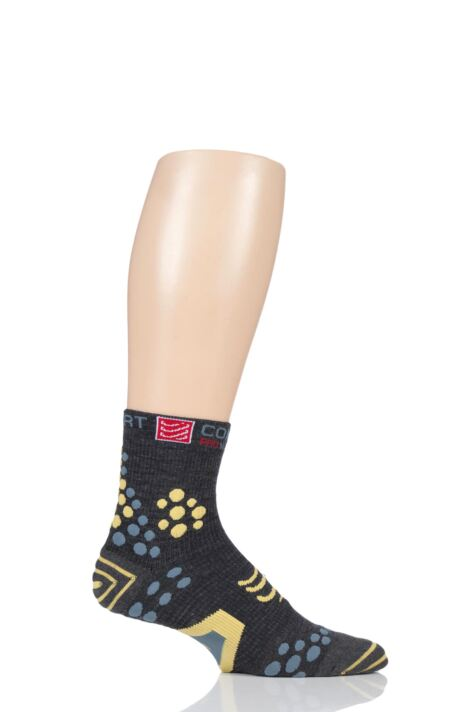 Compressport 1 Pair High Cut V2.1 Winter Trail Socks Product Image