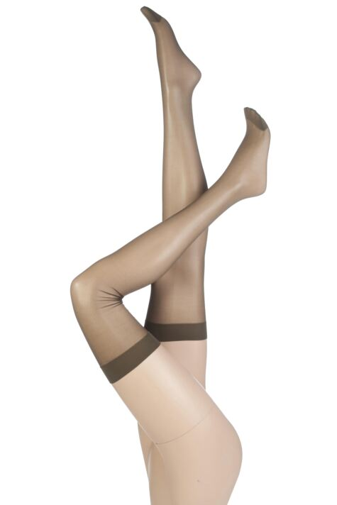 Ladies 1 Pair Pretty Polly Nylons - Stockings Product Image