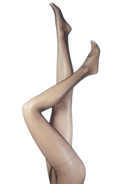 Ladies 1 Pair Jonathan Aston Micronet Tights Product Image
