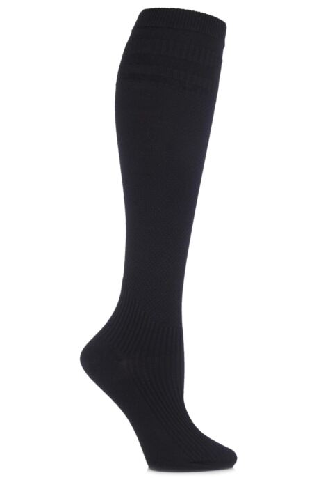 Ladies 1 Pair HJ Hall Energisox Compression Socks with Softop Product Image