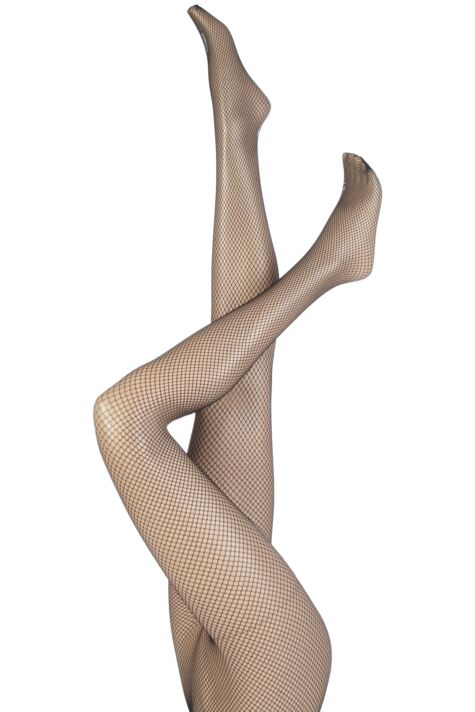 Ladies 1 Pair Levante Fishnet Tights Product Image