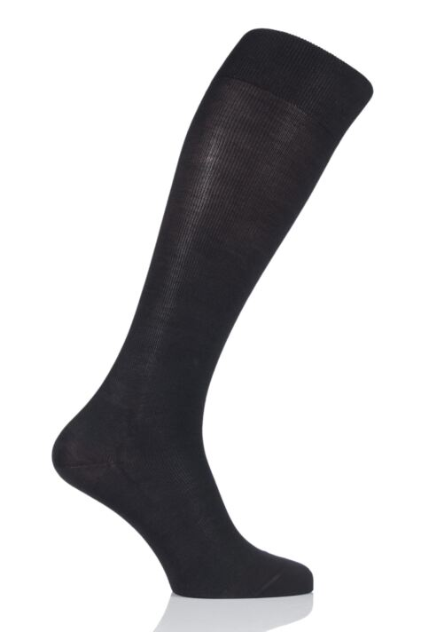 Mens 1 Pair Falke Energising Cotton Socks Product Image