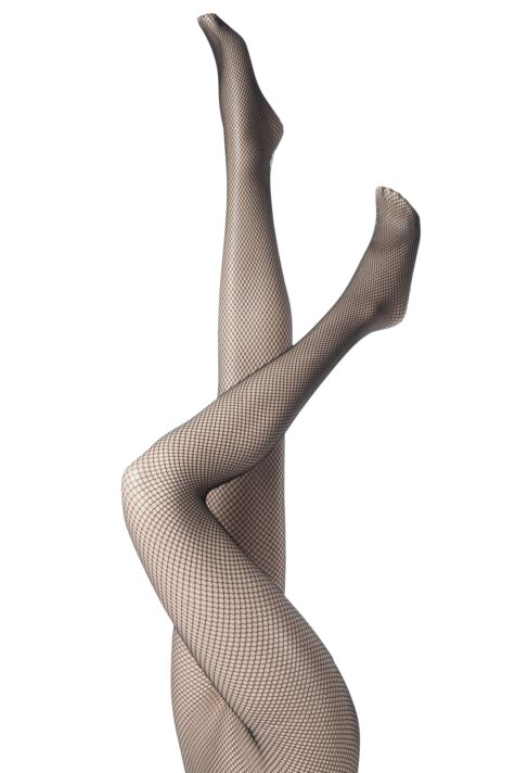Ladies 1 Pair Jonathan Aston Fishnet Tights Product Image