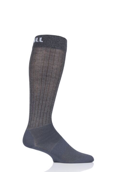 "Mens and Ladies 1 Pair UpHill Sport ""Course"" Riding 3 Layer L2 Socks Product Image"