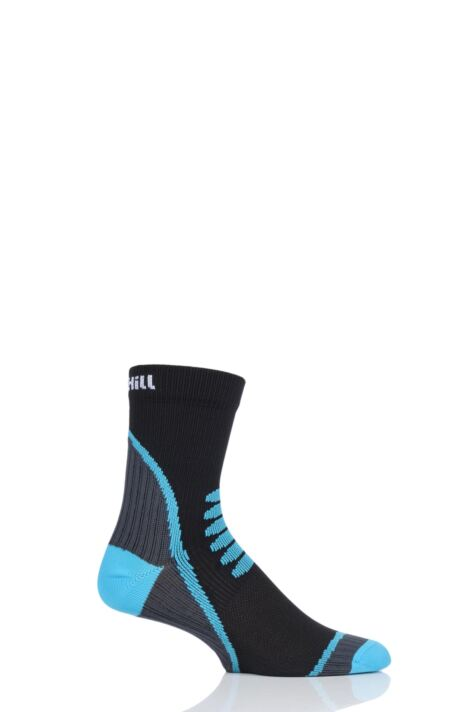 UpHill Sport 1 Pair 3 Layer Cycling Socks Product Image